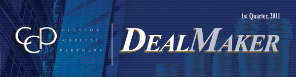The Dealmaker 4Q 2010